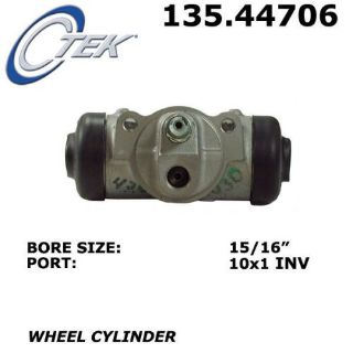 Buy Drum Brake Wheel Cylinder-C-TEK Standard Wheel Cylinder fits 95-16 Toyota Tacoma motorcycle in Fall River, Massachusetts, United States, for US $13.46