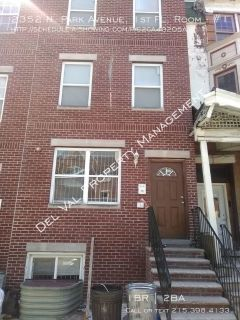 Completely Renovated Rooms for Rent - 2352 N. Park Avenue, 1st FL - Available Now!