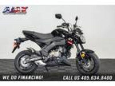 2019 Kawasaki Z125 Pro