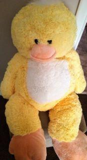 Oversized NWT stuffed duck