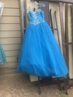 Pageant/Prom Dresses