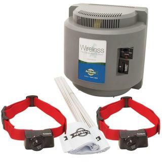 Pet Safe Wireless containment system