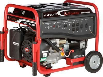 Purchase A-iPower Portable Generator SU8250E-CARB motorcycle in Tallmadge, Ohio, US, for US $941.97