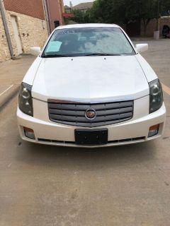 Nice 2005  Cadillac CTS