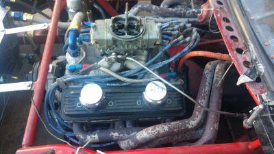 GM 604 crate engine
