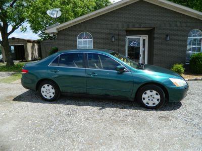 2003 Honda Accord LX (Green)