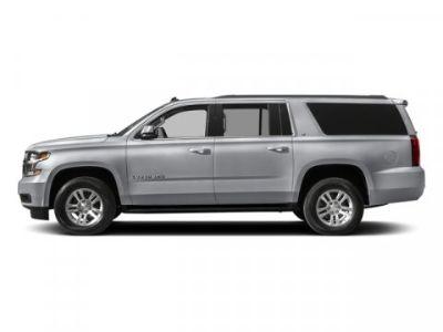 2018 Chevrolet Suburban LS 1500 (Silver Ice Metallic)