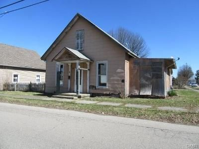 1 Bed 1 Bath Foreclosure Property in Jamestown, OH 45335 - S Sycamore St