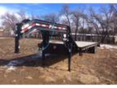 2015 PJ Gooseneck Flat-Deck Trailer in Erie, CO