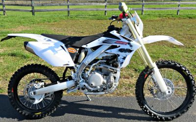 2017 SSR Motorsports SR250S Competition/Off Road Motorcycles Marengo, IL