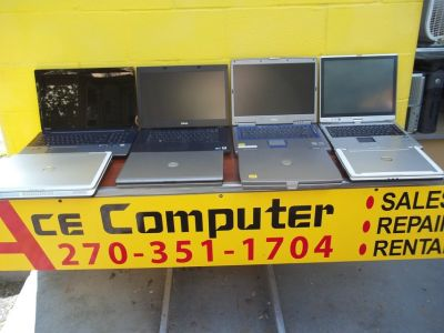 CLOSEOUT OF OVER 100 WORKING DESKTOP & LAPTOPS COMPUTERS