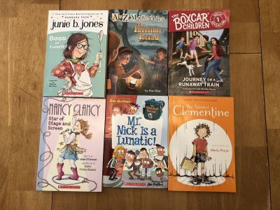 Kid s Book Pack