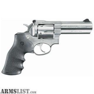 "For Sale: Ruger GP100, Double Action Revolver, .357 Magnum, 4.2"" Barrel, 6 Rounds"