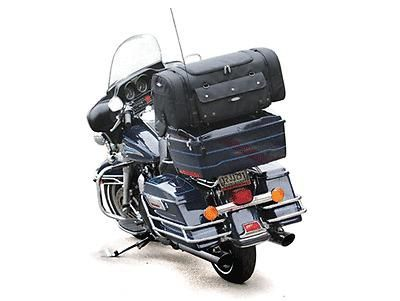 Find T-Bags Dakota Travel Bag Harley Davidson Touring Mid America Cycle motorcycle in Ashton, Illinois, US, for US $239.95