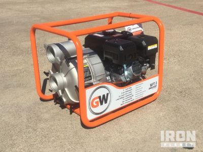 GWalker WPT3 Water Pump - Unused