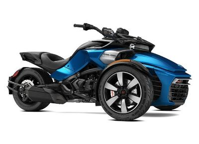 2017 Can-Am Spyder F3-S SM6 Trikes Motorcycles Lakeport, CA