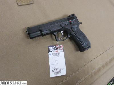 For Sale: CZ 85 COMBAT