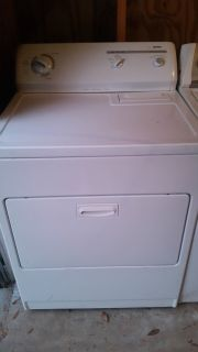 Kenmore heavy duty super capacity dryer