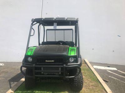 2018 Kawasaki Mule 4010 Trans4x4 SE Side x Side Utility Vehicles Corona, CA