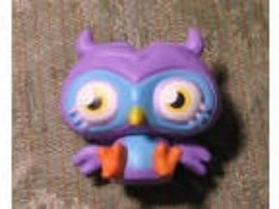 Moshi Monsters Series 2 Loose 74 Owl Professor Purplex