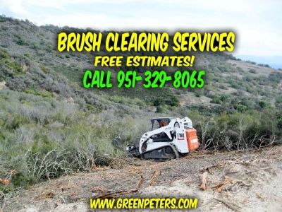 Affordable Brush Clearing & Weed Abatement Services in Murrieta