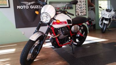 2016 Moto Guzzi V7 Stone Stornello Street Motorcycle Motorcycles Middleton, WI