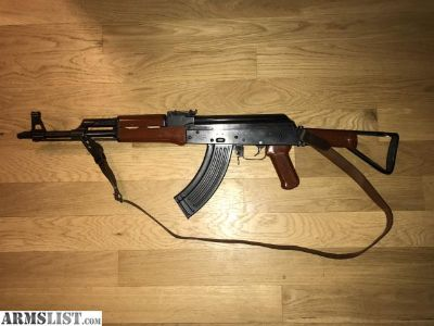 For Sale: Chinese Polytech Bakelite Sidefolder AK (super rare)