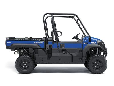 2017 Kawasaki Mule PRO-FX EPS Side x Side Utility Vehicles Johnson City, TN