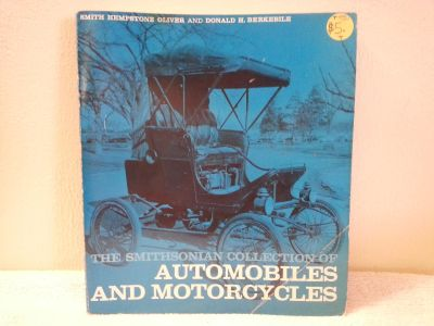 The Smithsonian Collection of Automobiles & Motorcycles 1968
