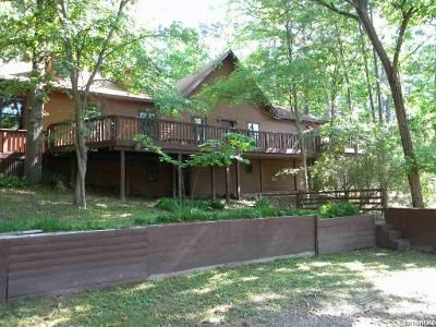 3 Bed 2.5 Bath Foreclosure Property in Hot Springs National Park, AR 71913 - Rock Creek Rd