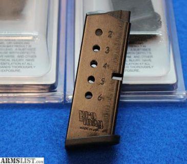 For Sale: ProMag S&W body guard .380