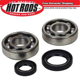 Purchase Hot Rods Main Bearing kit for 1982 - 1987 Kawasaki KX 125 motorcycle in Ashton, Illinois, US, for US $29.99