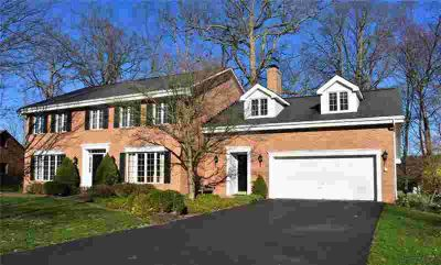 1912 Lake Marshall Dr McCandless Four BR, All-brick colonial in
