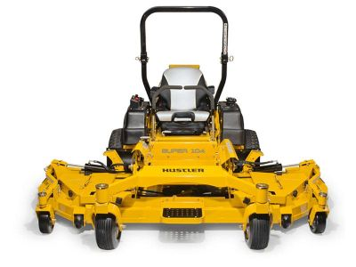2017 Hustler Turf Equipment Super 104 Vanguard EFI Zero-Turn Radius Mowers Lawn Mowers South Hutchinson, KS
