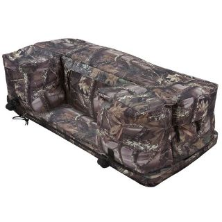 Sell Camo 4-Wheeler ATV Rack Storage Pack Luggage & Gear Bag with Cushion 62202 motorcycle in West Bend, Wisconsin, United States