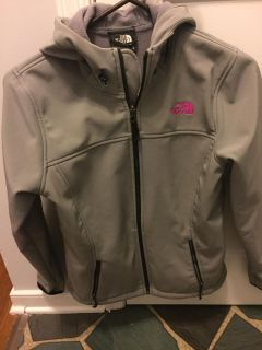 North jacket size small