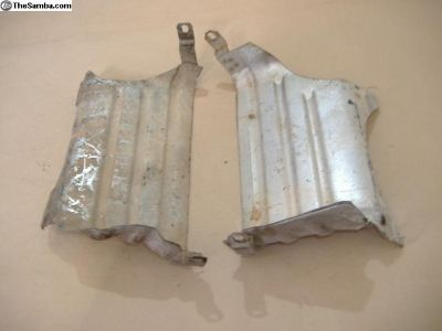 VW Vanagon lower engine tins 83 - 91 yr