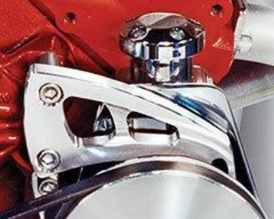 Buy March 20150 BB Chevy Power Steering Pump Bracket Kit motorcycle in Suitland, Maryland, US, for US $118.83