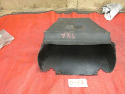 Sell Triumph TR6,TR250, Original Glove Box, !! motorcycle in Kansas City, Missouri, United States, for US $19.99