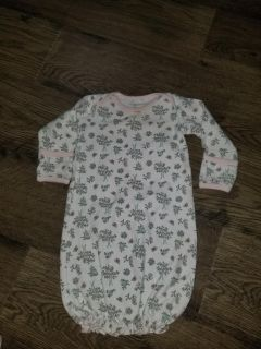 6 month pjs. Lots of clothes