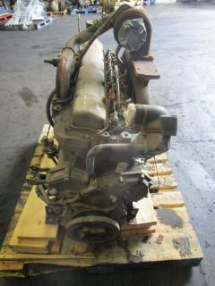 Sell JOHN DEERE 6059T DIESEL ENGINE MODEL:6059TF002 motorcycle in Chicago, Illinois, United States