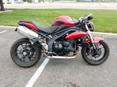 2011 Triumph Speed Triple Sport Motorcycles Meridian, ID