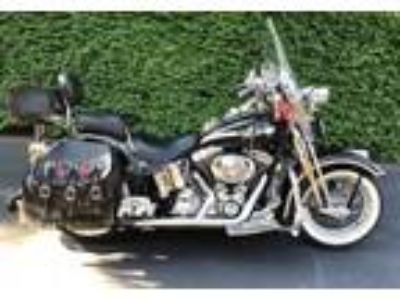 2003 Harley-Davidson FLSTCI-Heritage-Springer Cruiser in Chesterfield, MO
