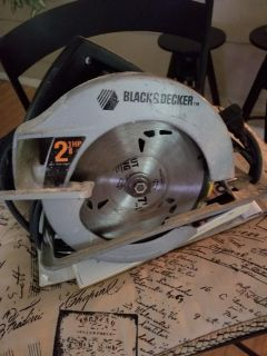 Black & Decker Circular Saw