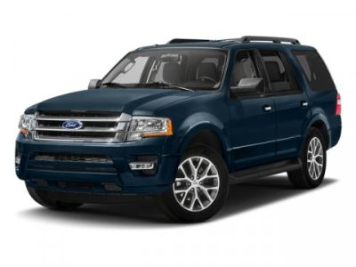 2017 Ford Expedition (Black)