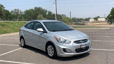 2016 Hyundai Accent GLS (Silver Metallic)