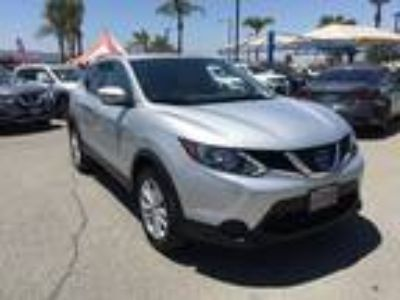 Used 2018 Nissan Rogue Sport Brilliant Silver, 6.74K miles