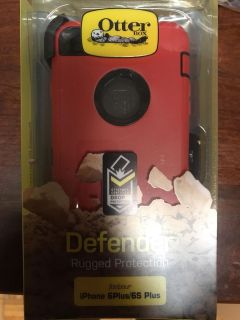 Otter box defender case for the iPhone 6Plus/6S Plus