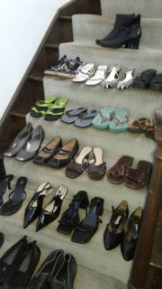 20 Pairs Womens Shoes Size 11