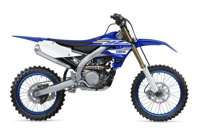 2019 Yamaha YZ450F Motocross Off Road Motorcycles Bennington, VT